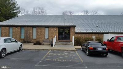 Front Royal Commercial For Sale: 9816 Winchester Road
