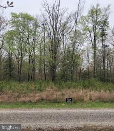 Saint Marys County Residential Lots & Land For Sale: 44865 Dot Banagan Lane