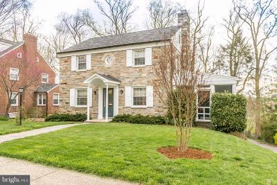Baltimore Single Family Home For Sale: 616 Hastings Road