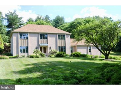 Bryn Mawr Single Family Home For Sale: 531 Misty Hollow Court
