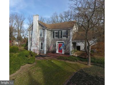 Bridgeville Single Family Home Under Contract: 201 S Main Street