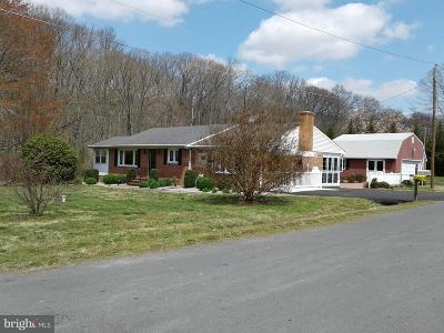 Easton Single Family Home For Sale: 27942 Woods Road