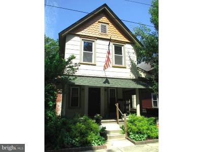 Pitman Single Family Home Under Contract: 317 West Avenue