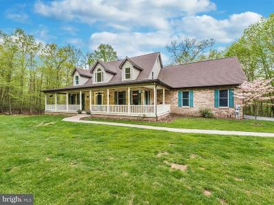 Frederick Single Family Home For Sale: 10830 Gambrill Park Road