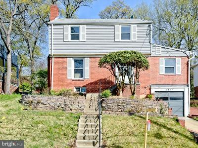 Cheverly Single Family Home For Sale: 5822 Carlyle Street