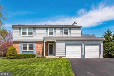 Rockville Single Family Home For Sale: 17215 Vestry Court