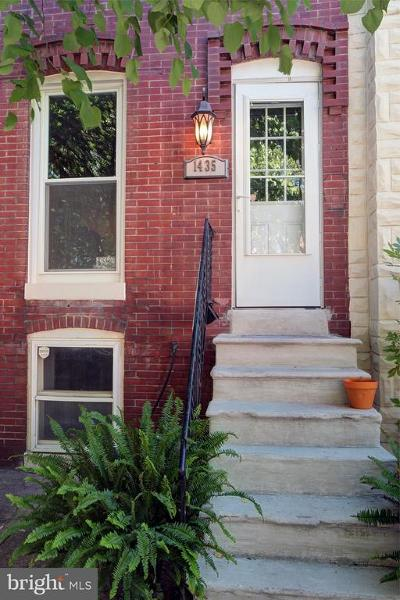 Baltimore MD Townhouse For Sale: $249,000