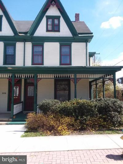 New Cumberland Single Family Home For Sale: 336 3rd Street
