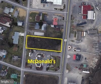 Cresaptown Residential Lots & Land For Sale