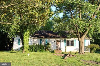 Talbot County Single Family Home Under Contract: 9745 Tilghman Island Road