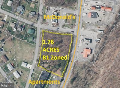 Cresaptown Residential Lots & Land For Sale: 15801 McMullen Highway