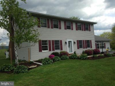 Newville Single Family Home For Sale: 114 Wildwood Road