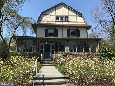 Bala Cynwyd Single Family Home For Sale: 105 Lodges Lane