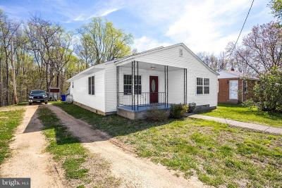 Single Family Home For Sale: 4390 Hawthorne Road