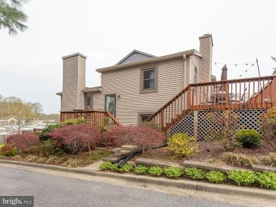 Chesapeake Beach Townhouse For Sale: 7730 C Street