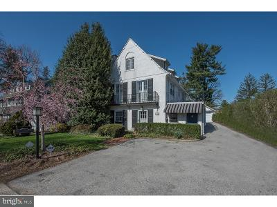 Bala Cynwyd Multi Family Home Under Contract: 115 Conshohocken State Road