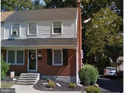 New Castle County Single Family Home Under Contract: 316 Taft Avenue