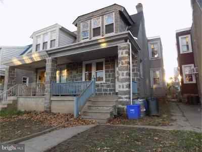 Wissinoming Single Family Home For Sale: 4524 McKinley Street