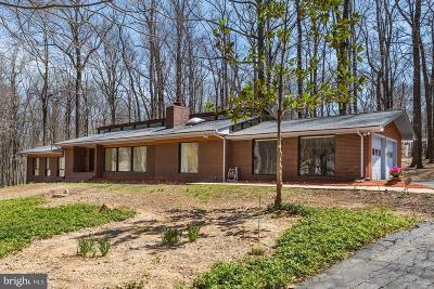 Owings Mills Single Family Home For Sale: 2505 Caves Forest Road