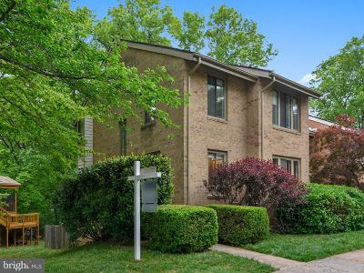 Reston Townhouse For Sale: 2050 Swans Neck Way
