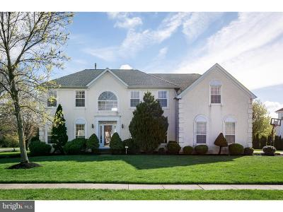 Cherry Hill Single Family Home For Sale: 1 Saddlehorn Drive