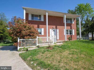 Anne Arundel County Single Family Home For Sale: 566 Nolview Court