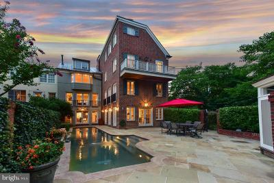 Alexandria City, Arlington County Townhouse For Sale: 800 Lee Street S