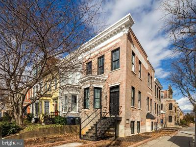Shaw Townhouse For Sale: 1101 S Street NW