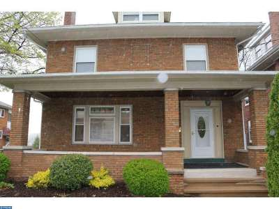 Shillington Multi Family Home Under Contract: 211 Philadelphia Avenue