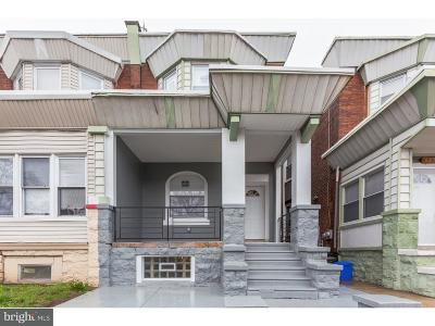 University City Single Family Home Under Contract: 643 S 52nd Street