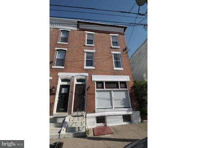 Manayunk Single Family Home For Sale: 4705 Smick Street