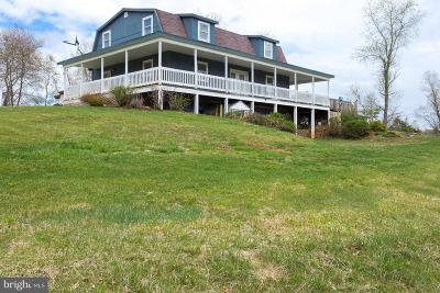 Culpeper County Farm For Sale: 15198 Reva Road