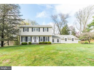 Malvern Single Family Home For Sale: 735 Monument Road
