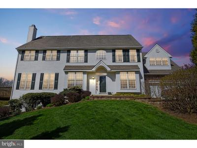 Newtown Square Townhouse For Sale: 1101 Whispering Brooke Drive