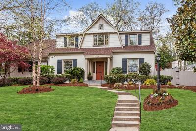 Chevy Chase Single Family Home For Sale: 8104 Kerry Lane