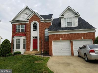Charles County Single Family Home For Sale: 9708 Cadwell Street