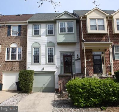 Montgomery County Townhouse For Sale: 20409 Ivybridge Court