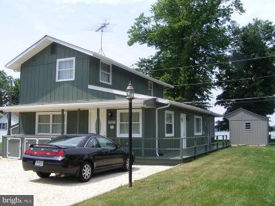 Elkton Single Family Home For Sale: 99 River Road
