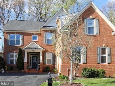 Lorton Single Family Home For Sale: 8414 Sego Lily Court