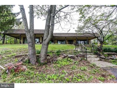 Doylestown Single Family Home Under Contract: 5767 Ridgeview Drive