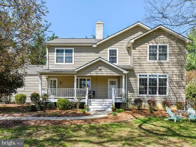 Annapolis Single Family Home For Sale: 1172 Southview Drive