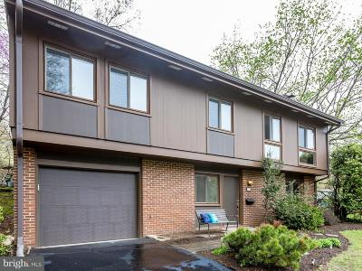 Annandale Single Family Home For Sale: 8832 Burbank Road