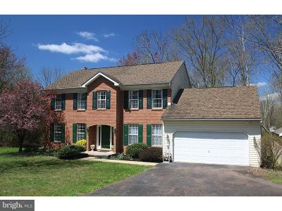 Pottstown Single Family Home Under Contract: 4130 Prospect Hill Lane