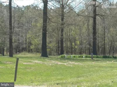 Ellendale Residential Lots & Land For Sale: 16372 Beach Highway