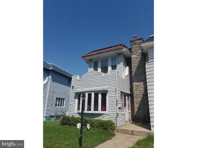 Yeadon Single Family Home For Sale: 822 Rader Avenue