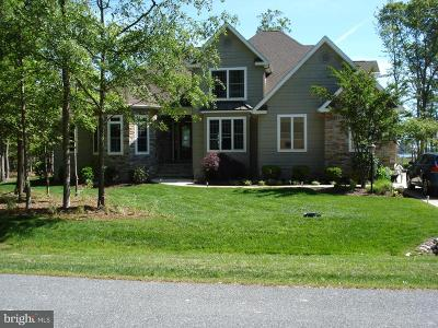 Somerset County, Wicomico County, Worcester County Single Family Home For Sale: 245 Charleston Road