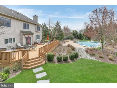 Princeton Junction Single Family Home For Sale: 3 Colt Circle
