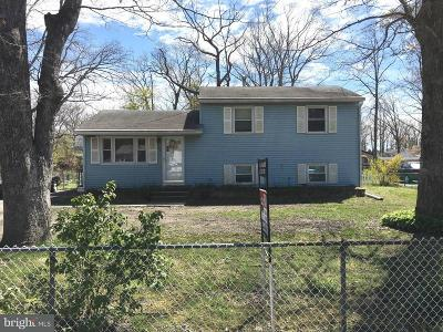 Atlantic County Single Family Home For Sale: 524 Cains Mill Road
