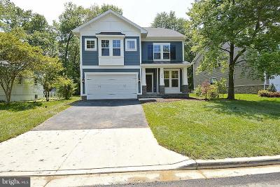 Falls Church Single Family Home Under Contract: 1915 Storm Drive