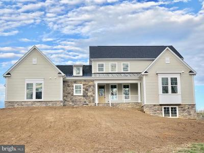 Purcellville Single Family Home For Sale: 19348 Lancer Circle